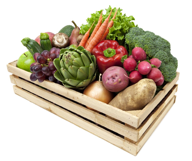 tGroenselof tuinbouwbedrijf Lokeren groentenbox